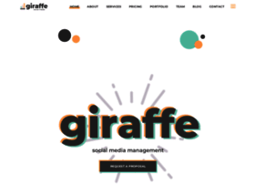 giraffesocialmedia.co.uk