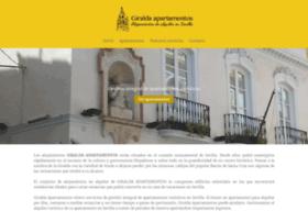 giralda-apartamentos.com