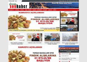 giresunsonhaber.com