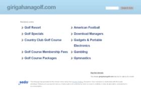 girigahanagolf.com