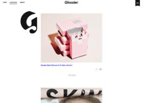 girl.glossier.com