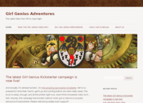 girlgeniusadventures.com