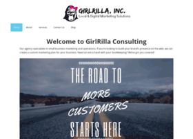 girlrillaconsulting.com