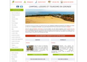 gironde-tourisme.info
