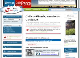 gironde.guide-france.info