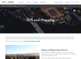 gis.cityofboise.org