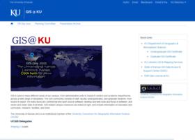 gis.ku.edu