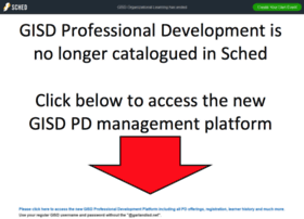 gisdprofessionallearning2015.sched.com