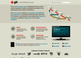 git-scm.com