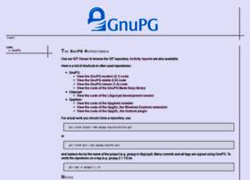 git.gnupg.org
