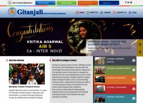 gitanjalischools.com