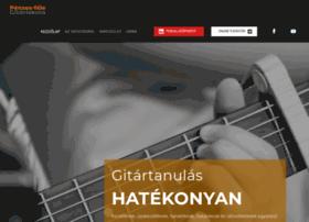 gitariskola.hu