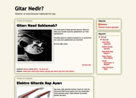 gitarnedir.blogspot.com