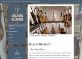 gitarren-meckbach.de