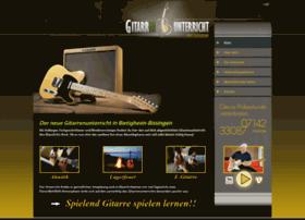 gitarrenunterricht-bietigheim.de