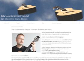 gitarrenunterricht-frankfurt.de