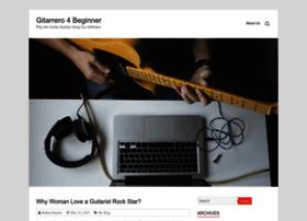 gitarrero-beginner.com