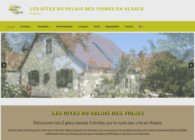 gite-alsace-relaisdesvignes.com