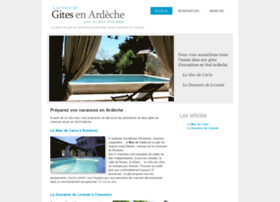 gite-en-ardeche.com