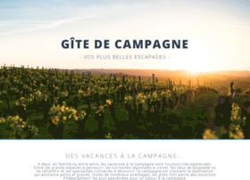gites-de-campagne.com