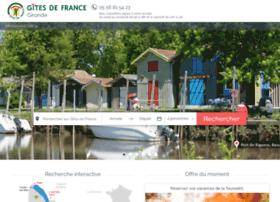gites-de-france-gironde.com