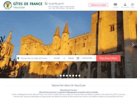 gites-de-france-vaucluse.com