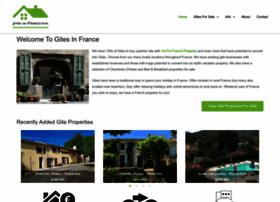 gites-in-france.co.uk