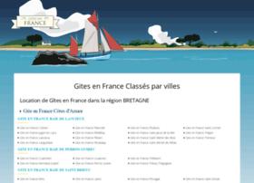 gites-vacances-france.com