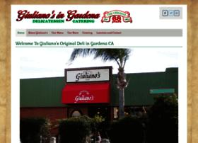 giulianosgardena.com