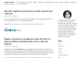 giuliocavalli.net