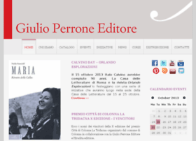 Giulioperroneditore.it