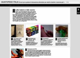 giustopesoitalia.blogspot.com