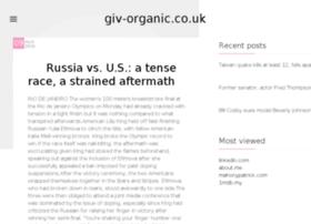 giv-organic.co.uk