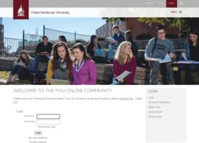 give.fhu.edu