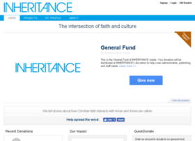 give.inheritancemag.com