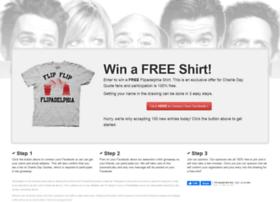 giveaway.alwayssunnyshirts.com