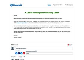 giveaway.glarysoft.com