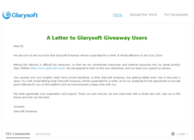 giveaway_orig.glarysoft.com