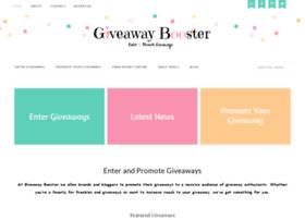 giveawaybooster.com