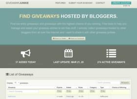 giveawayjunkie.com