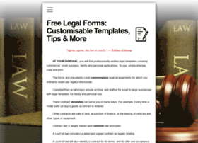 giveawaylegalforms.com