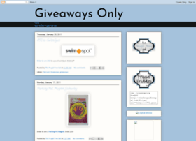 giveawaysonly.blogspot.com