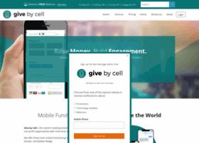 givebycell.com