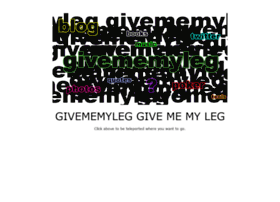 givememyleg.com