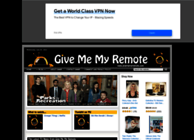 givememyremote.com