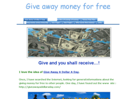 givemoneyaway.weebly.com