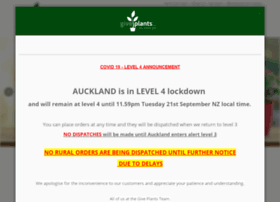 giveplants.co.nz