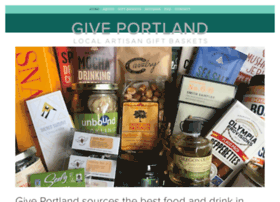 giveportlandgifts.com