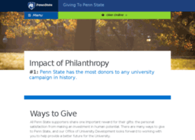 giveto.psu.edu