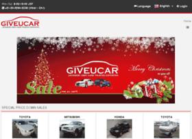 giveucar.com